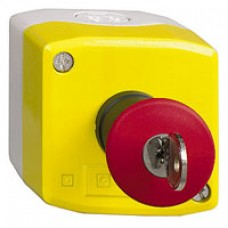 Boîte à boutons-fonction Arrêt d'urgence-1 O