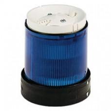 Elément lumineux-signalisation clignotante-bleu-24V CA CC