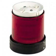 Elément lumineux-signalisation clignotante-rouge-120V CA