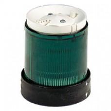 Elément lumineux-signalisation permanente-vert-250V max