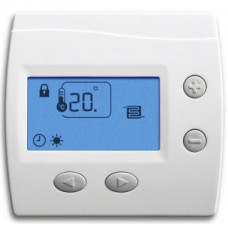 Thermostat d'ambiance digital domocable