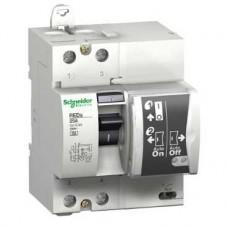 Interrupteur différentiel REDS - 2P - 25A - 300mA - A