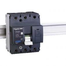 Interrupteur-sectionneur NG125NA - 3P - 63 A