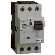 Disjoncteur moteur P25M - 10 A - 3P 3d - déclencheur magnéto-thermique