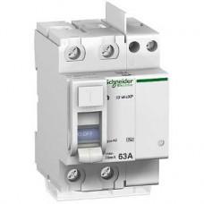 Interrupteur différentiel RCCB ID' clic-2P-63A-classe AC 30mA S