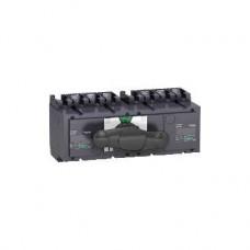 Inverseur de source manuel monobloc Interpact INS250 3P 250 A