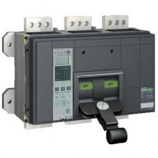 Disjoncteur NS800L - Compact NS - bloc de coupure - 800 A - 3P - fixe