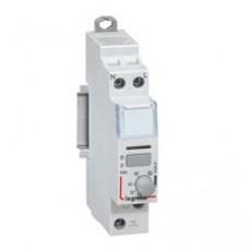 Télérupteur silencieux temporisé à vis 230 V~- 1P - 250 V~ - 16 A - 1F - 1 mod