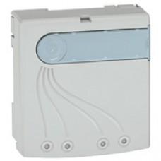 DTIO boîtier 1 fibre optique + raccord SC/APC