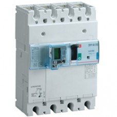 Disjoncteur de branchement DPX3 250 AB différentiel version EDF - 240 A - 4P