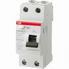 Interrupteur différentiel FH202 - 40A 30MA - Type AC