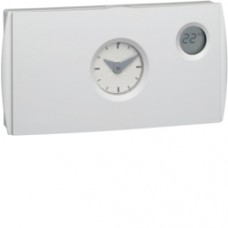 Thermostat d'ambiance programmable analogique 2 fils 24h