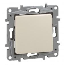 Interrupteur ou va-et-vient Niloé - 10 AX - 250 V~ - Lin