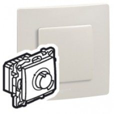 Thermostat d'ambiance Niloé - fil pilote - 230 VA - Pur