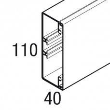Goulotte axis 110×40