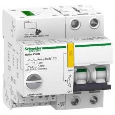 Acti9, Reflex iC60N disjoncteur à commande intégrée interface Ti24 16A 2P courbe D