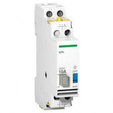 Extension pour relais inverseur iRLI 230-240VCA 10A 1F + 1O/F