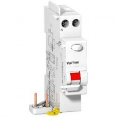 Prodis Vigi TG40 - bloc différentiel 1P+N 25A 30mA instantané type AC 230VCA