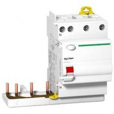 Prodis Vigi TG40 - bloc différentiel 3P+N 40A 300mA instantané type AC 230-415V