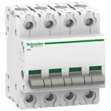 Acti9, iSW interrupteur-sectionneur 4P 63A 415V