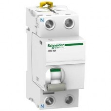 Acti9, iSW-NA interrupteur-sectionneur 1P+N 100A 250VCA