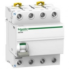 Acti9, iSW-NA interrupteur-sectionneur 3P+N 100A 415VCA