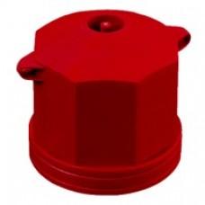 Boîte de centre autoextinguible octogonale diam 92mm h 87 mm