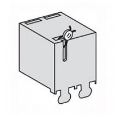 Cache-bornes plombables 1 pôle pour C60 I-NA ID-jeu de 2