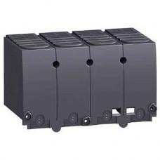 Grand cache-borne - 4P - pour INS40 à 160, INS250, INV100 à 250, NSX100 à 250