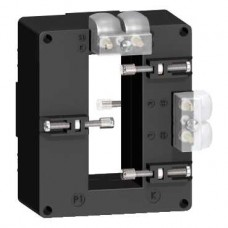 Transformateur Intensité 1500/5A double sortie - barre 34x84mm
