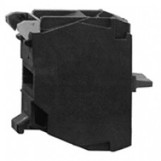 Bloc de contact à rappel-1 O-montage en fond de boîte
