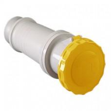 Prise mobile industrielle-125A-3P+N+T-100..130 VCA-IP 67