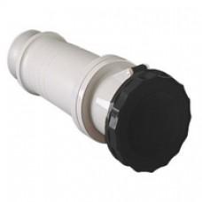 Prise mobile industrielle-125A-3P+T-480..500V CA-IP 67
