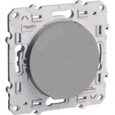 Poussoir aluminium 10A à vis