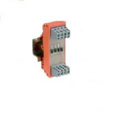 Module à diodes, Entrelec, 6 diodes