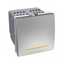 Variateur poussoir 20 350 W universel aluminium
