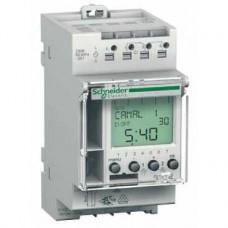 Interrupteur horaire digital IHP 2c cycle 24 h et ou 7 jours 2 OF