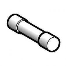 Cartouche fusible NFC 10 x 38 mm cylindrique - aM 1 A -sans voyant