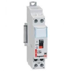 Contacteur de puissance silencieux bobine 230 v~ lexic - 2p - 250 v~ - 25 a - 2f