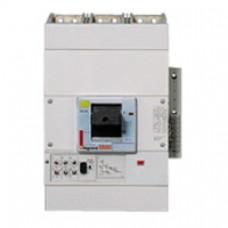 Disjoncteur de puissance DPX 1600 - électronique - 50 kA - 4P - 1600 A
