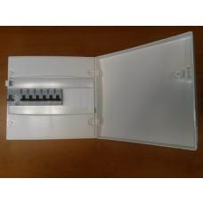 Coffret Legrand équipé 1 rangée 13 modules avec porte