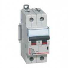 Disjoncteur DX³ 6000 -vis/vis- 2P-230/400V~ -40A-10kA - courbe C - protect départ Legrand