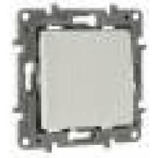Interrupteur ou va-et-vient - simple - 10 AX - 250 V - pur