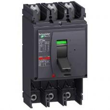 Disjoncteur compact NSX400H 3P sans déclencheur