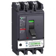 Disjoncteur compact NSX400H Micrologic 5.3 M 400A 3P 3D