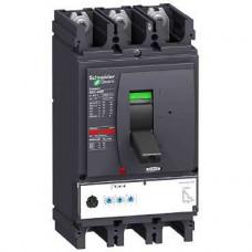 Disjoncteur compact NSX400H Micrologic 2.3 250A 3P 3D