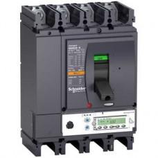Disjoncteur NSX400R - Micrologic 5.3 E - 400 A - 4 P 4d