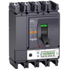 Disjoncteur NSX400R - Micrologic 6.3 E - 400 A - 4 P 4d