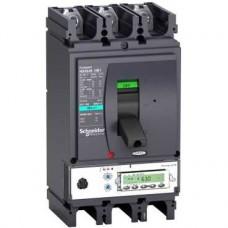 Disjoncteur NSX400HB1 - Micrologic 6.3 E - 400 A - 3 P 3d