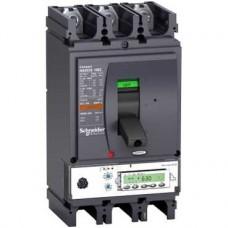 Disjoncteur NSX400HB2 - Micrologic 6.3 E - 400 A - 3 P 3d